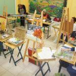 Cours de peinture dessin