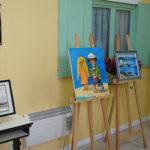 Cours de peinture et de dessin